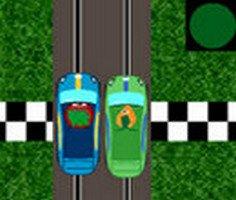 Slot Car Yarışı