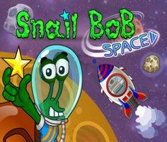 Salyangoz Bob 4: Uzay