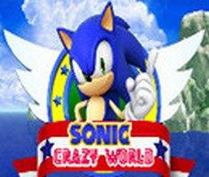 Sonic Çilgin Dünya