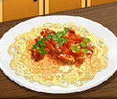 Spagetti Pişirme