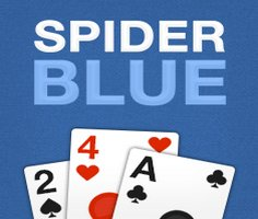 Spider Solitaire Blue