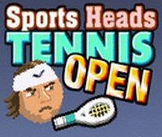 Sporcu Kafalar: Açık Tenis Turnuvası