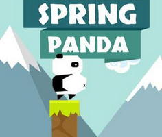 Yaylı Panda oyunu oyna