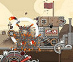 Buharlı Tank oyunu oyna