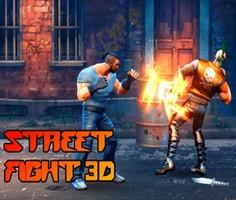 Sokak Dövüşü 3D
