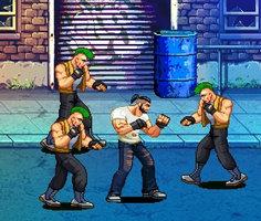 Sokak Dövüşçüsü 2D