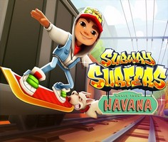 Metro Sörfçüleri Havana
