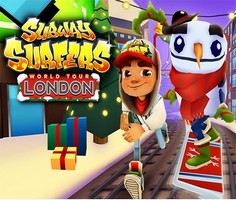 Metro Sörfçüleri Londra