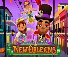 Metro Sörfçüleri New Orleans
