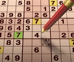 Klasik Sudoku