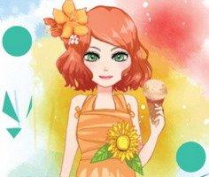 Yaz Festivali Giysi Giydirme