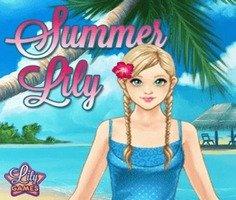 Summer Lily Dress Up