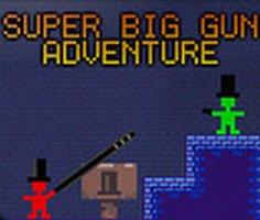 Süper Büyük Silah Macerası