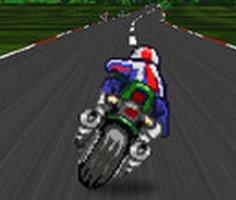 Süper Motorsiklet Yarışı