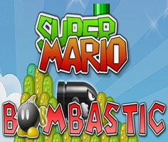 Süper Mario Bombastic oyunu oyna