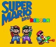 Süper Mario Bros Reborn
