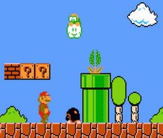 Süper Mario Sahne Oluşturucu
