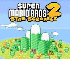 Süper Mario Bros Yıldız Toplama 2