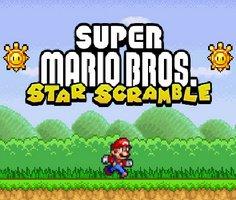 Süper Mario Bros Yıldız Toplama