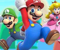 Süper Mario Bros Yıldız