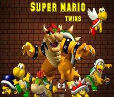 Süper Mario Bros İkizler oyunu oyna