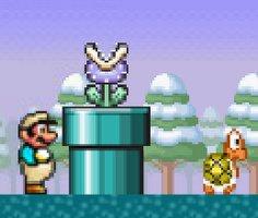 Süper Mario Flash Kar Sürümü