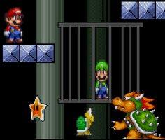 Süper Mario Luigi