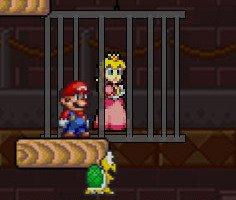 Süper Mario Prenses Kurtarma