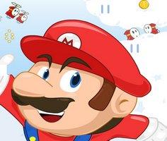 Süper Mario Gökyüzü oyunu oyna
