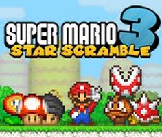 Süper Mario Yıldız Toplama 3