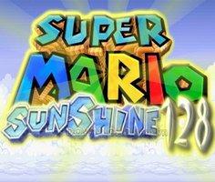 Süper Mario Güneş Işığı 128