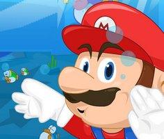 Süper Mario Su oyunu oyna