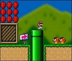 Süper Mario Dünyası Flash