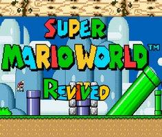 Süper Mario Dünyası Yenilenmiş