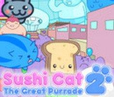 Suşi Kedi 2: Büyük Geçit