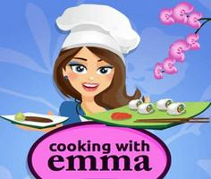 Sushi Rolls: Cooking with Emma