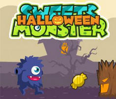 Sweets Monster Halloween