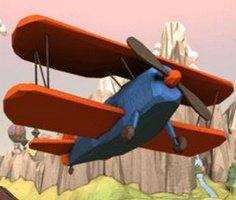 Çift Kanatlı Uçak