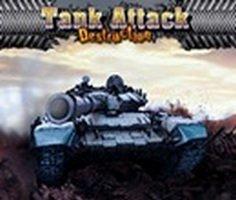 Tank Saldirisi düsmani yok etme