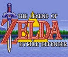 Zelda Efsanesi: Kule Savunma