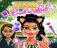 Tina Okula Dönüş