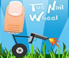 Tekerlekli Ayak Tırnağı