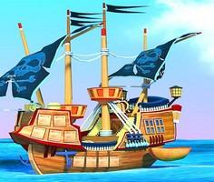 En İyi Çatışma: Korsan Gemisi