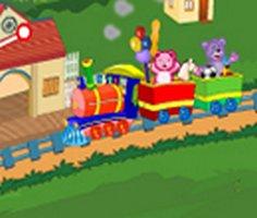 Oyuncak Tren Oyunu