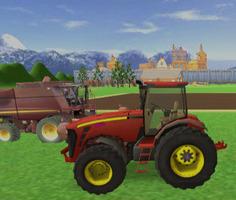 Traktör ve Çiftçilik Simülatörü