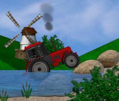 Çılgın Traktör oyunu oyna