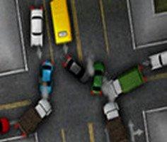 Trafik Kontrol Oyunu