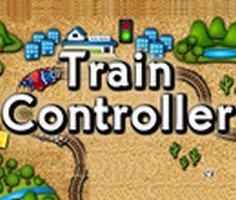 Tren Kontrolörü oyunu oyna