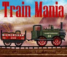Tren Çılgınlığı oyunu oyna
