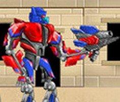 Transformers 3 Optimus